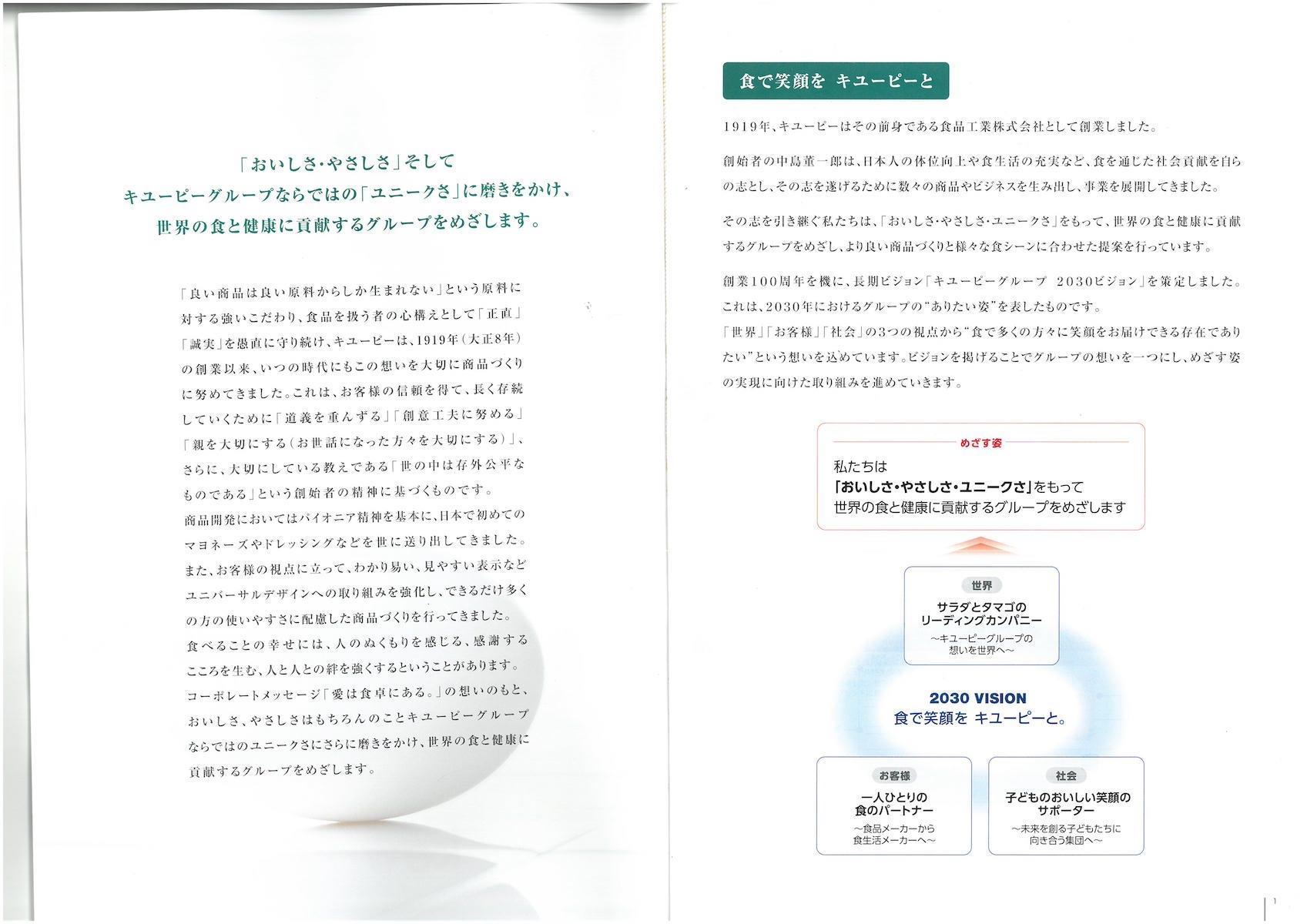 キューピー業務用総合カタログ2021 kewpie